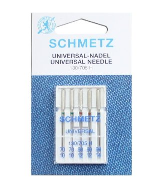 Schmetz Schmetz Universeel 5 naalden 70-90 - 10st