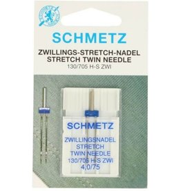 Schmetz Schmetz Twin Stretch 4.0/75 ZB(krt*