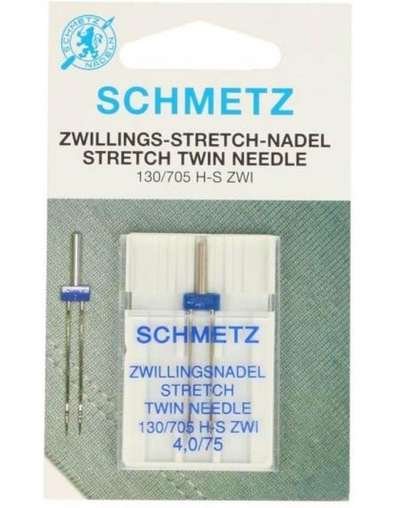 Schmetz Schmetz Twin Stretch 4.0/75 ZB(krt*