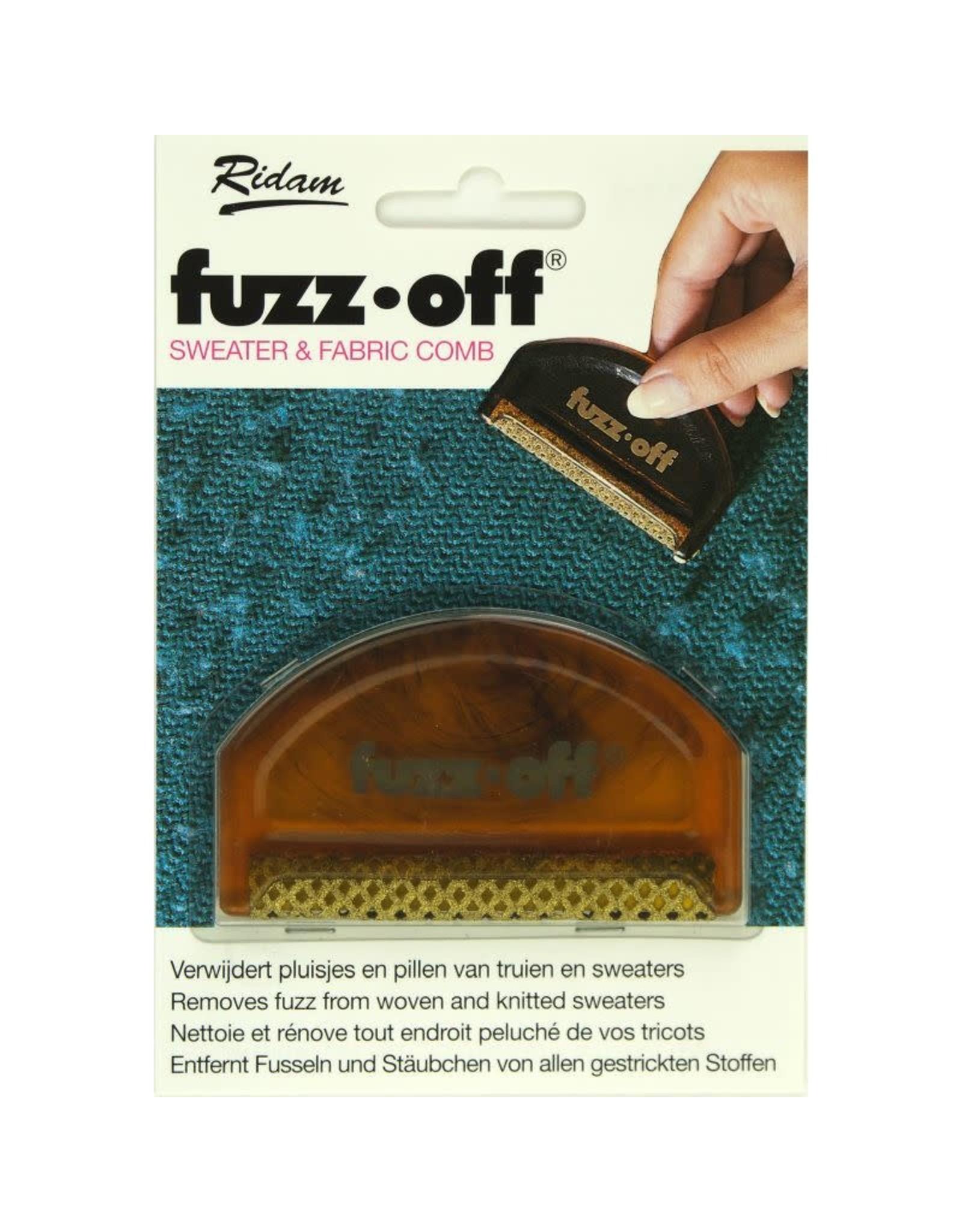Restyle Pluizenkam 890 Fuzz Off (kaart)