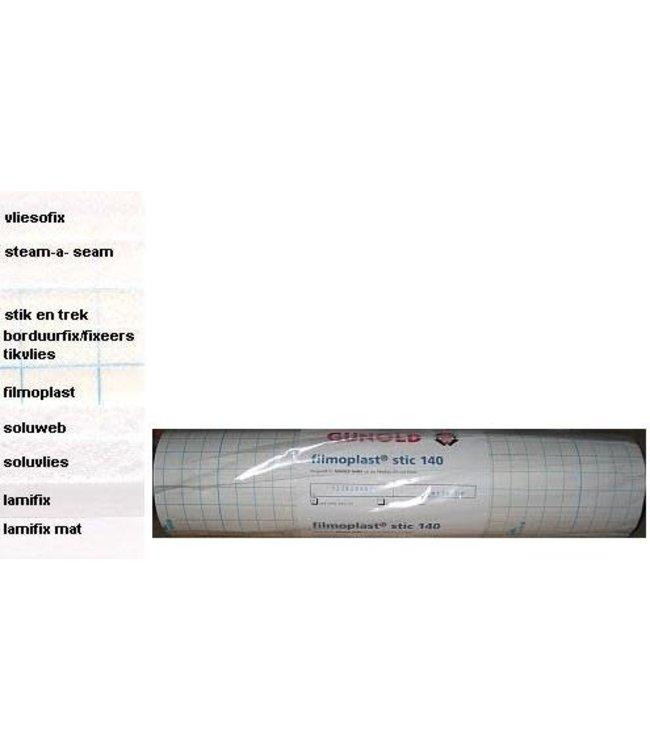 Vlieseline Gunold FilmoplastStic 140/50 (mtr)