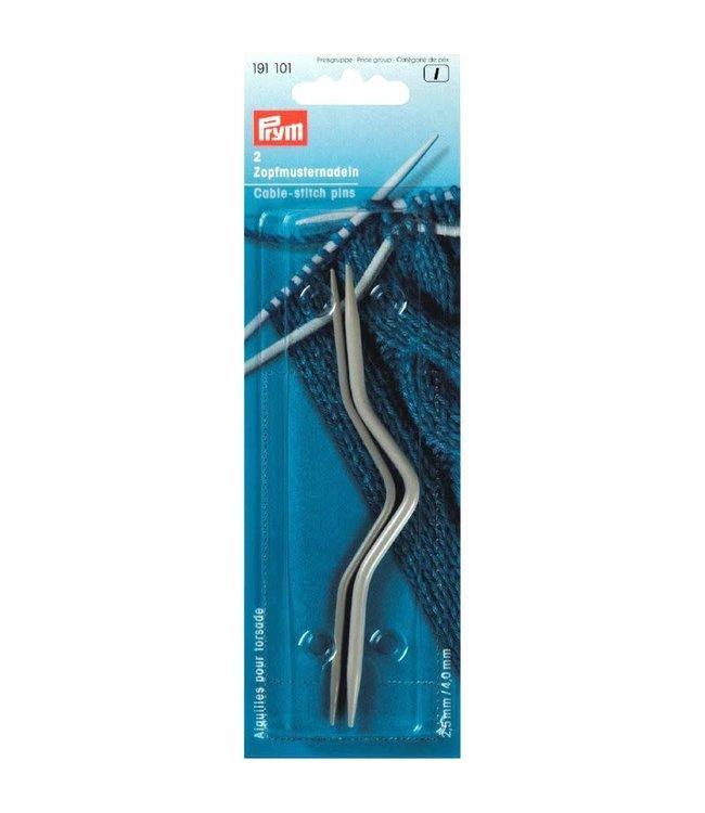 Prym Prym Kabelnaalden 2,5+4mm