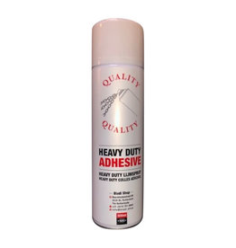 Lijmspray HEAVY DUTY ADHESIVE 500 ml
