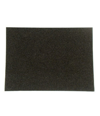 Anti-slip rubber, zelfklevend zwart 75 x 100 mm per 1 stuk