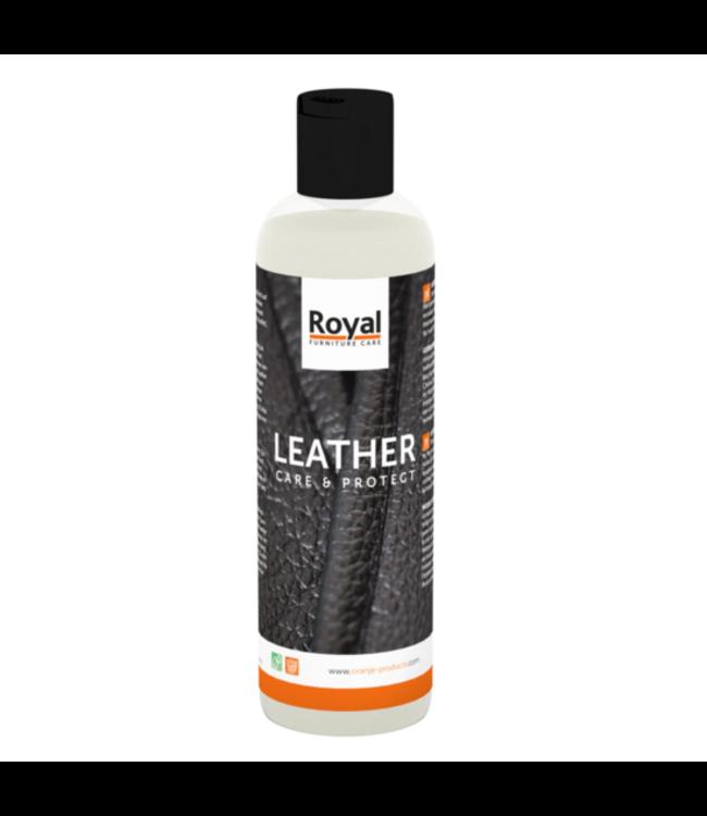 Oranje Furniture Care Products Leather Care & Protect - 250 ml