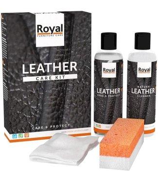 Oranje Furniture Care Products Leather Care kit- Care & Protect - 2 x 250 ml