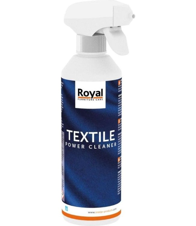Oranje Furniture Care Products Textiel power reiniger, 500 ml