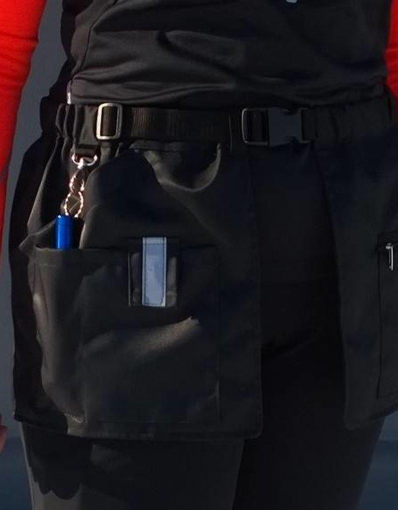 Working Dog Pocket schwarz - Trainingsrock HelsiTar®