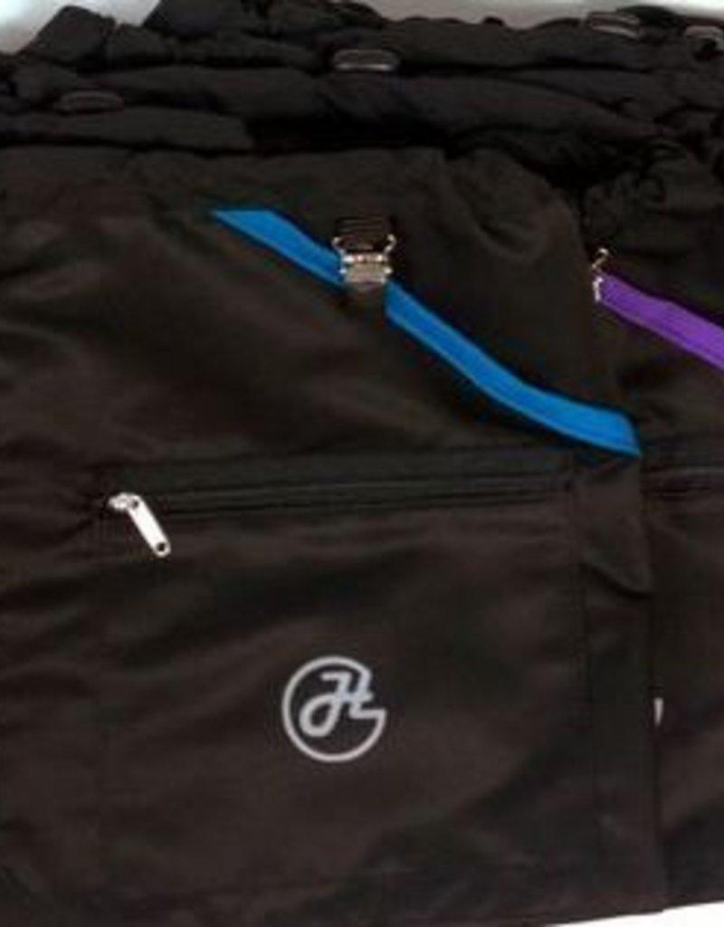 Pro Training Pocket schwarz - Trainingsrock HelsiTar®
