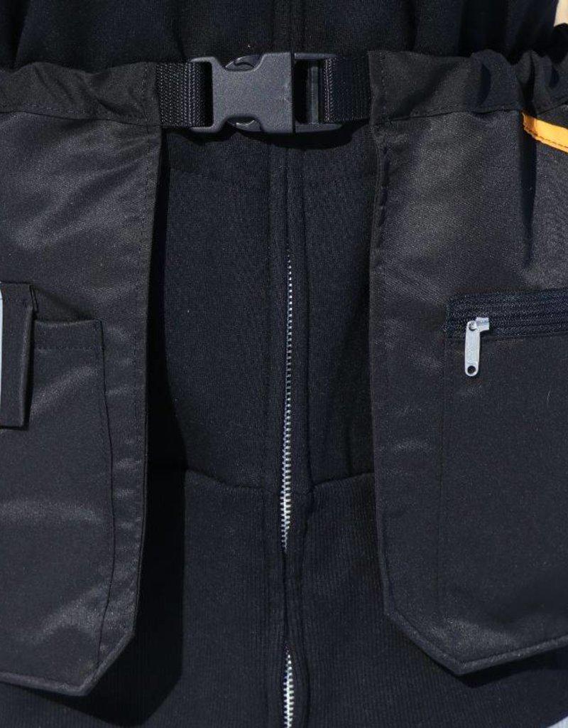 Pro Training Pocket orange - Trainingsrock HelsiTar® Pro Training Pocket orange - Trainingsrock HelsiTar®