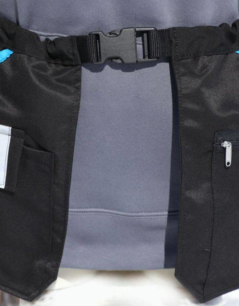 Pro Training Pocket türkis - Trainingsrock HelsiTar®