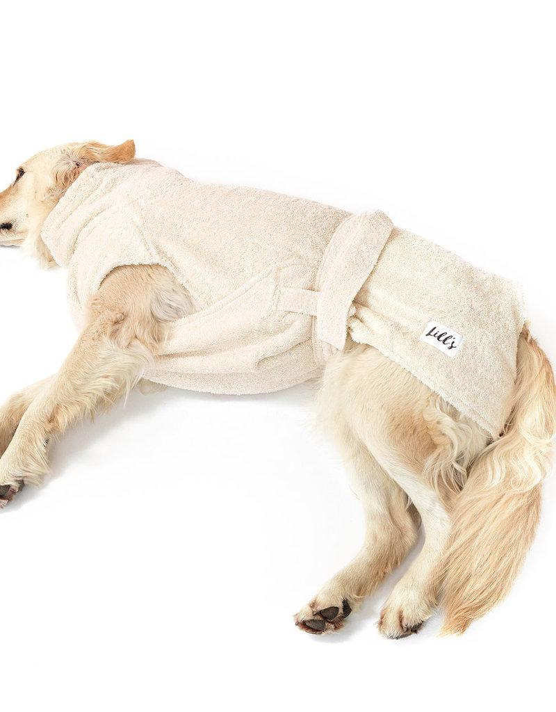 """Hundebademantel von Lill's """"cotton"""""""