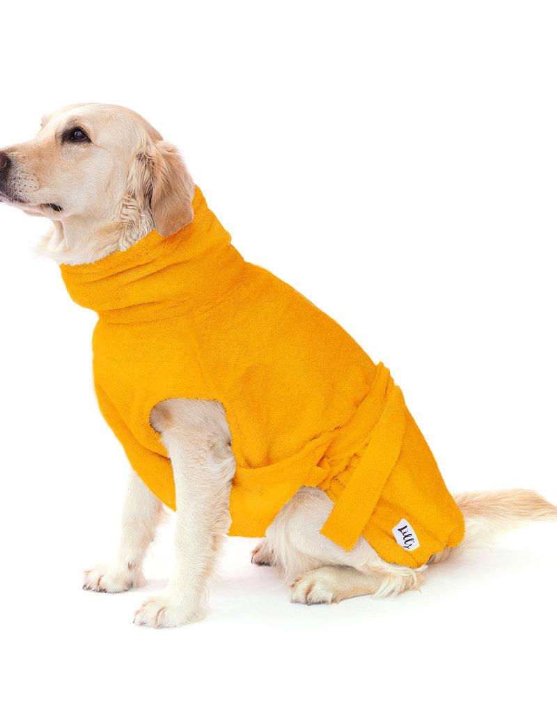 "Hundebademantel von Lill's ""amber"""
