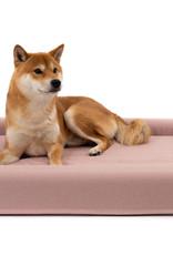 Das FINNTO Hundebett Rosé