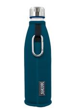 Trinkflasche DREE 650ml Nachtblau mit Packje