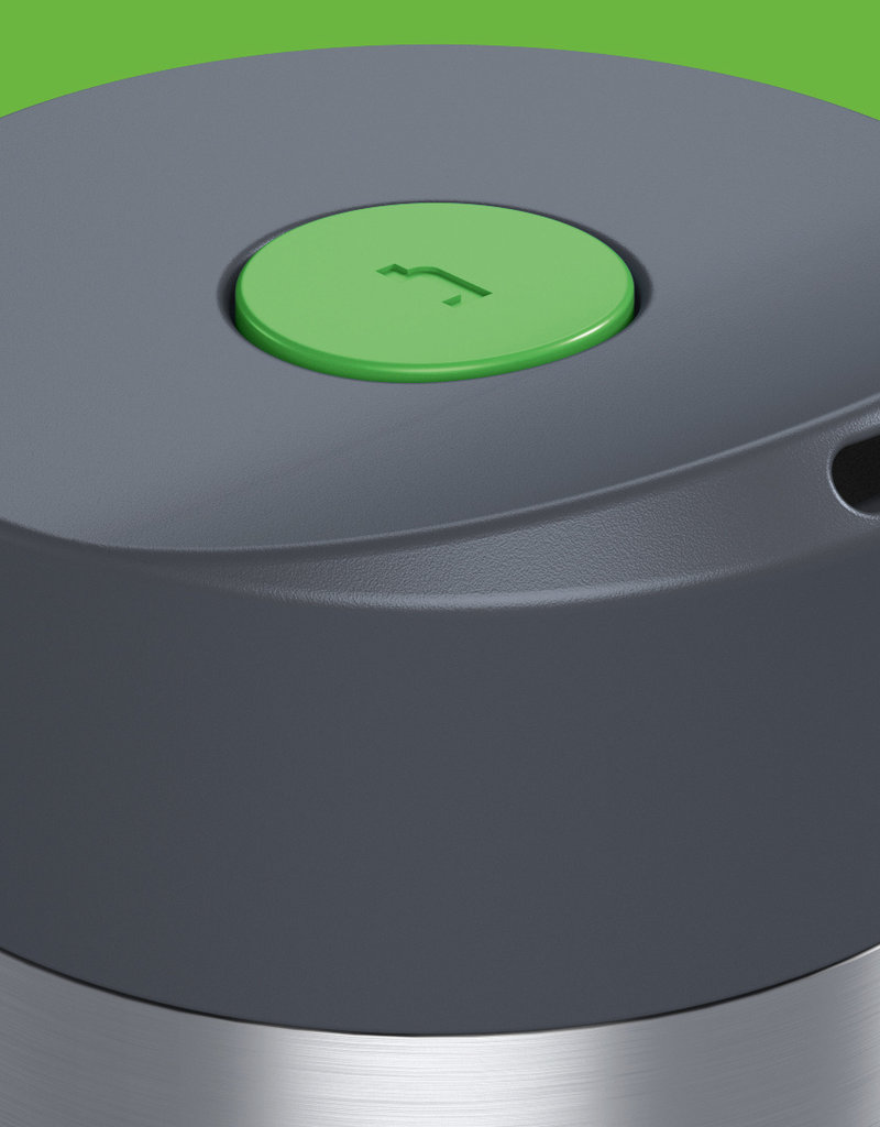 Thermobecher KOFFJE 370 ml Apfelgrün