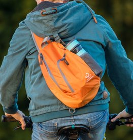 Crossbody backpacks orange