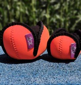 Puppingtons Pods - interaktives Spielzeug  orange