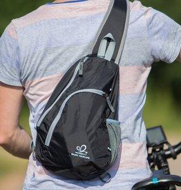 Crossbody backpacks schwarz