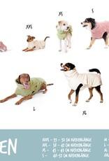 Hundebademantel von Lill's Pine Green Limited Edition