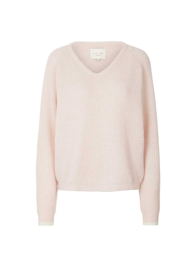 Aliza pull Baby Pink
