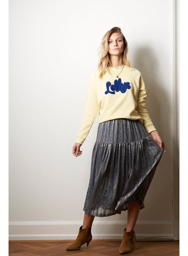 Coccio skirt Dusty Blue