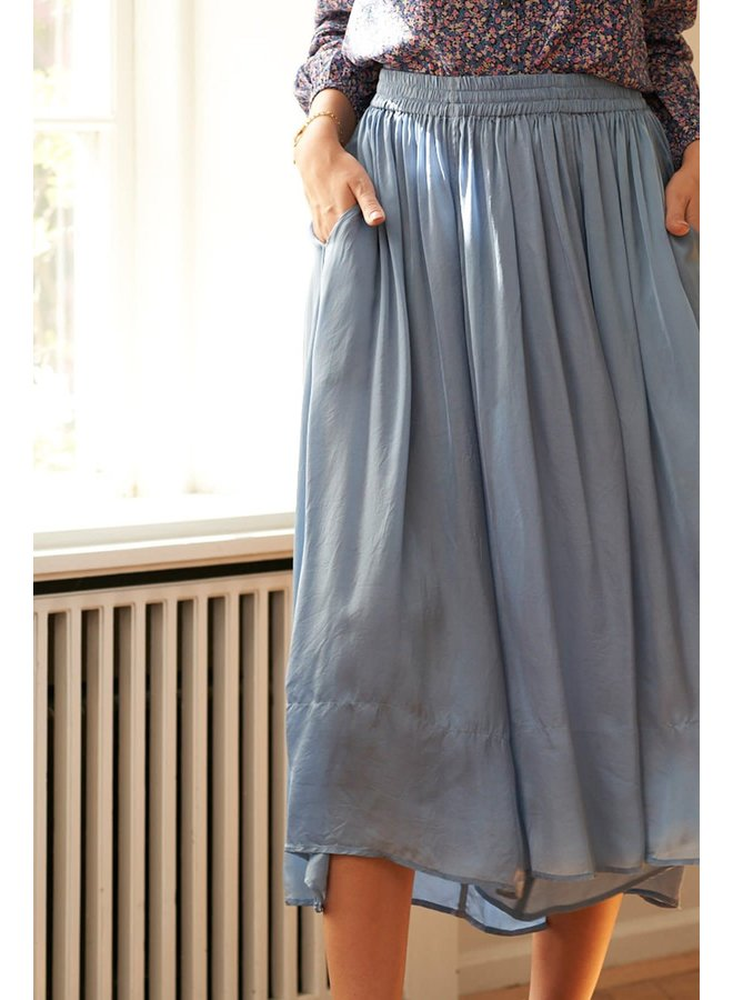 Libre skirt Dusty Blue