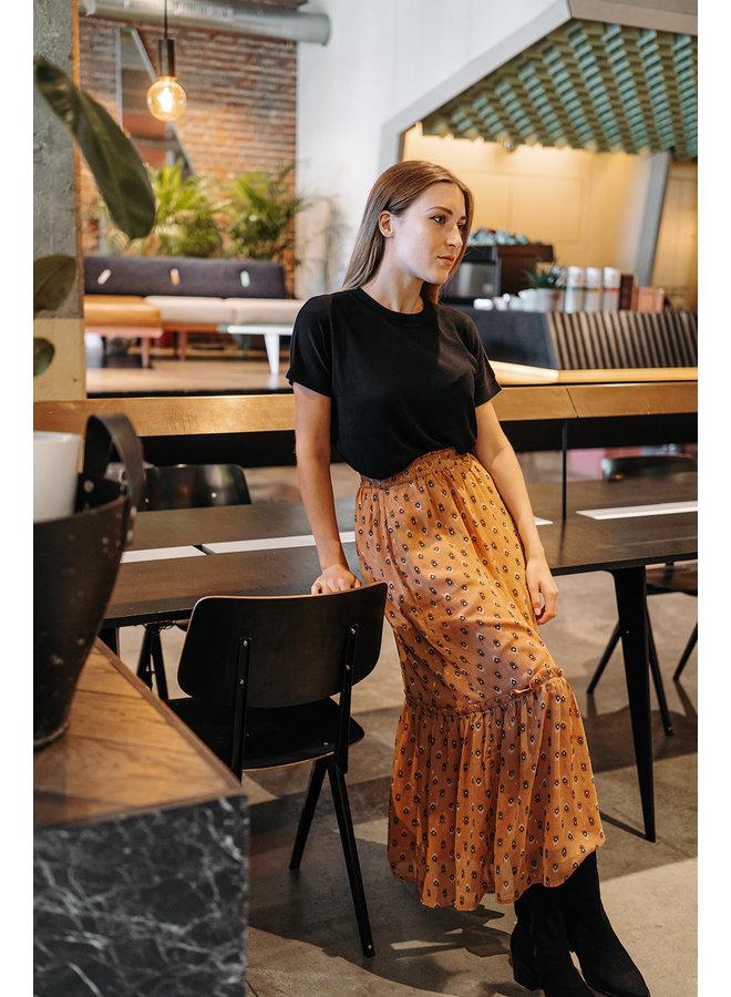 Moni Gipsy skirt Camel