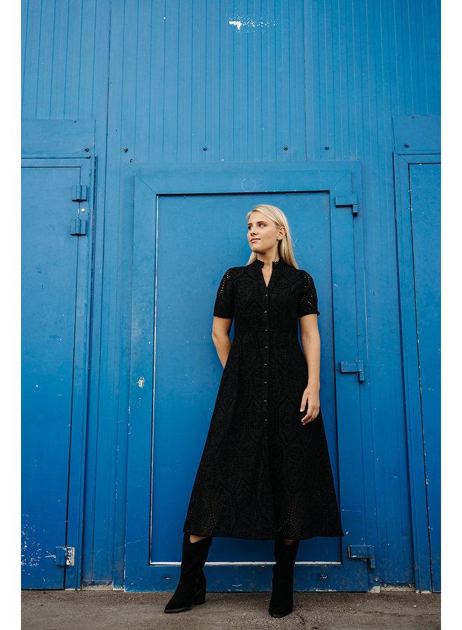 Yasholi dress black
