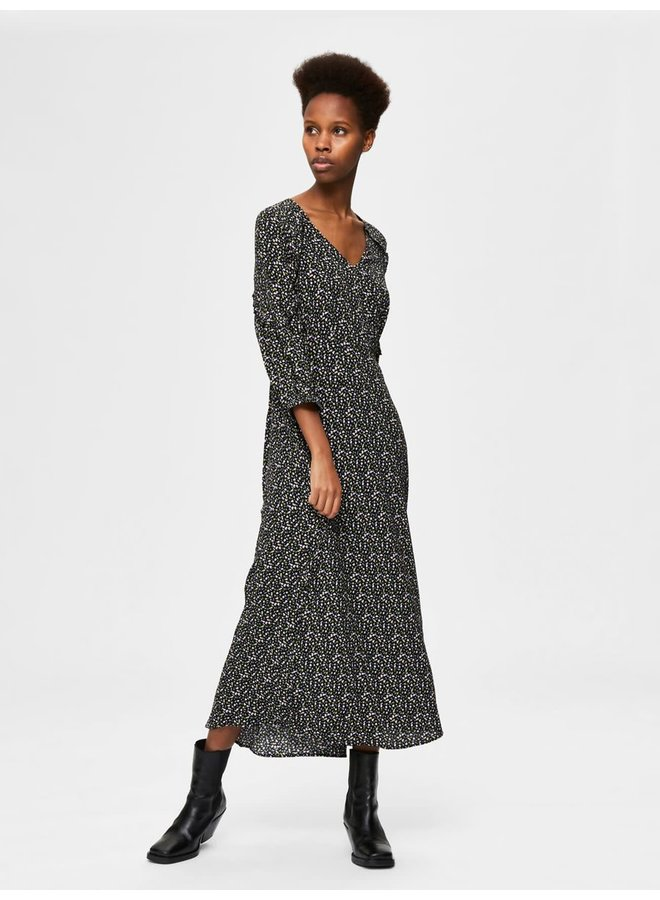 Slfriyanka Oriana Ankle Dress