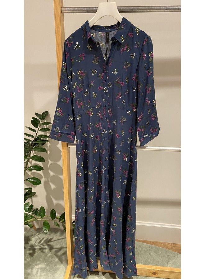 Yassavanna Flower Long Dress