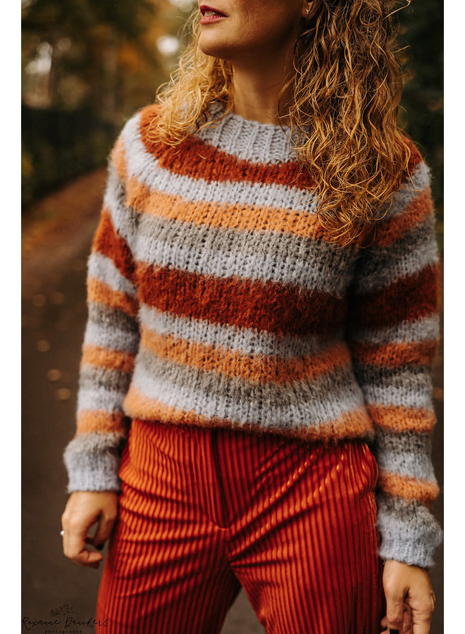 Iswel Pull Stripes
