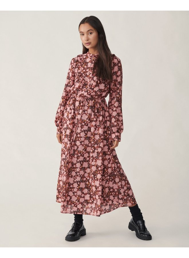 Frix Dress Blush