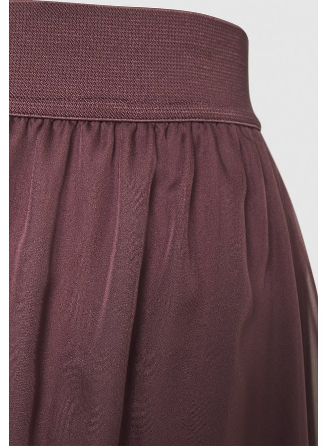 Coral skirt Huckleberry
