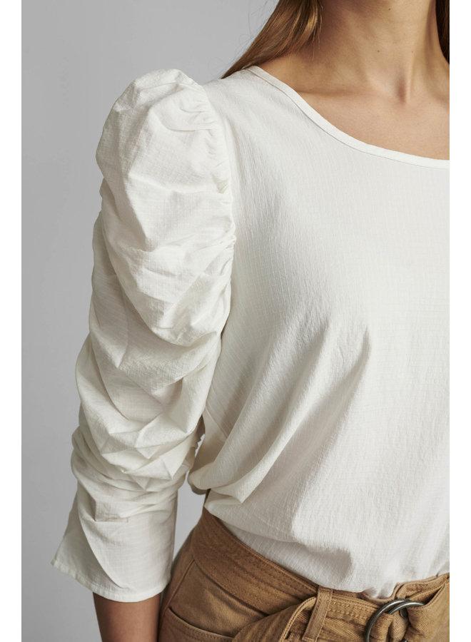 Nufiona Blouse Bright White