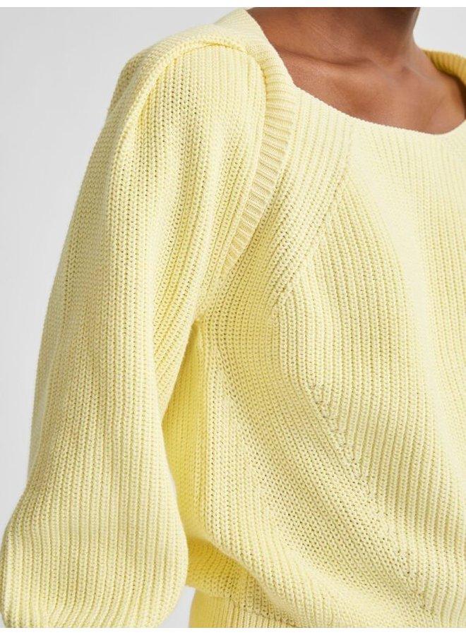 Slfgry Pull Yellow