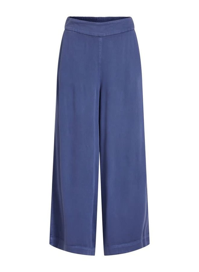 Vifanza Pants Medium Blue