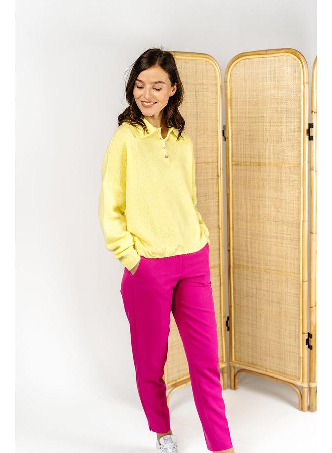 Xolo Polo Pull Yellow