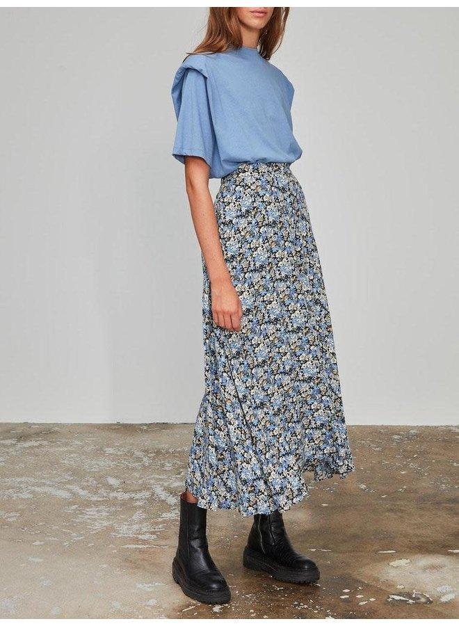 Visandrina Midi Skirt Flower