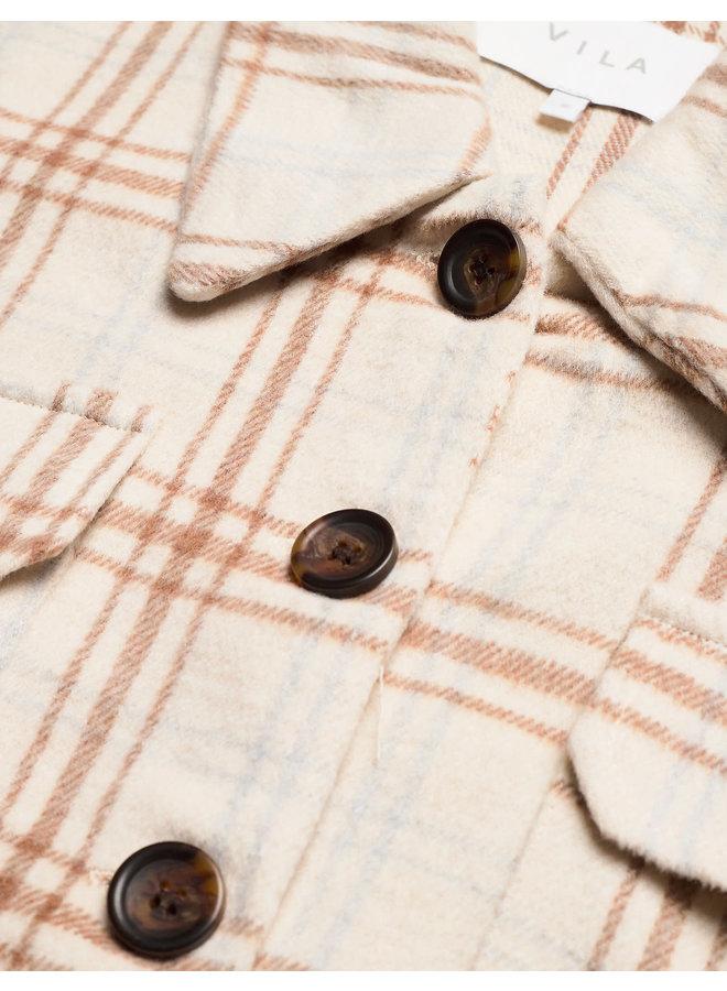 Vifandua Short Jacket Sandshell