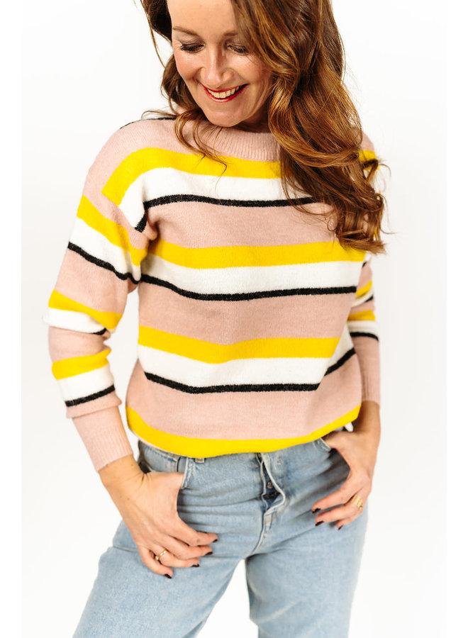 Ihdusty Pull Stripe