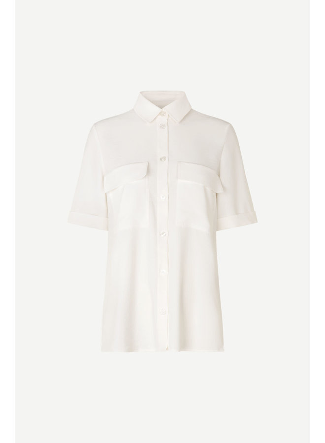 Camila Shirt White