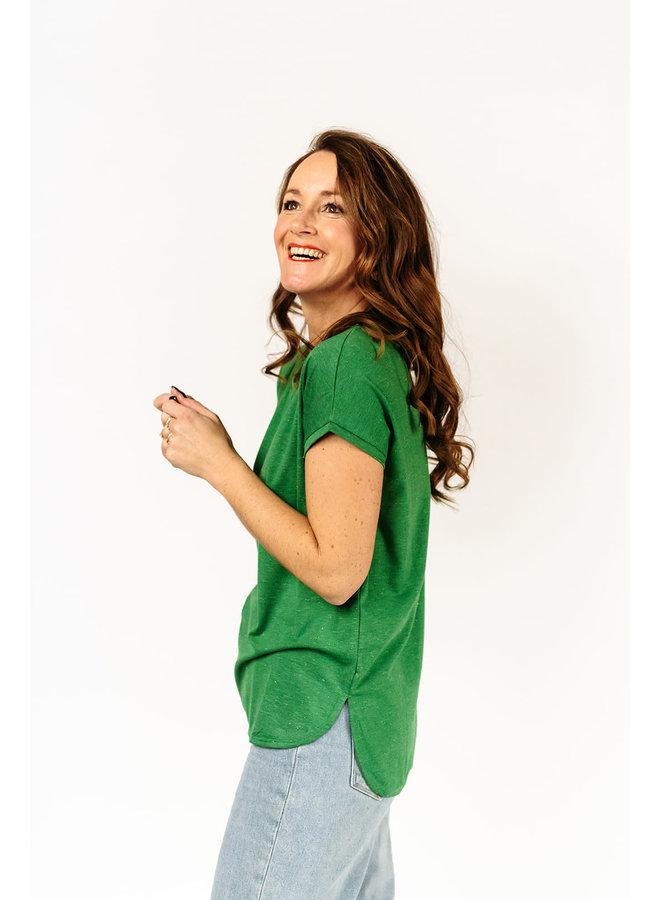 Ihrebel T-Shirt Amazon Green