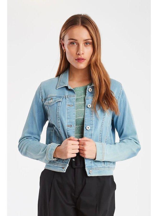 Ihstamp Jacket Light Blue