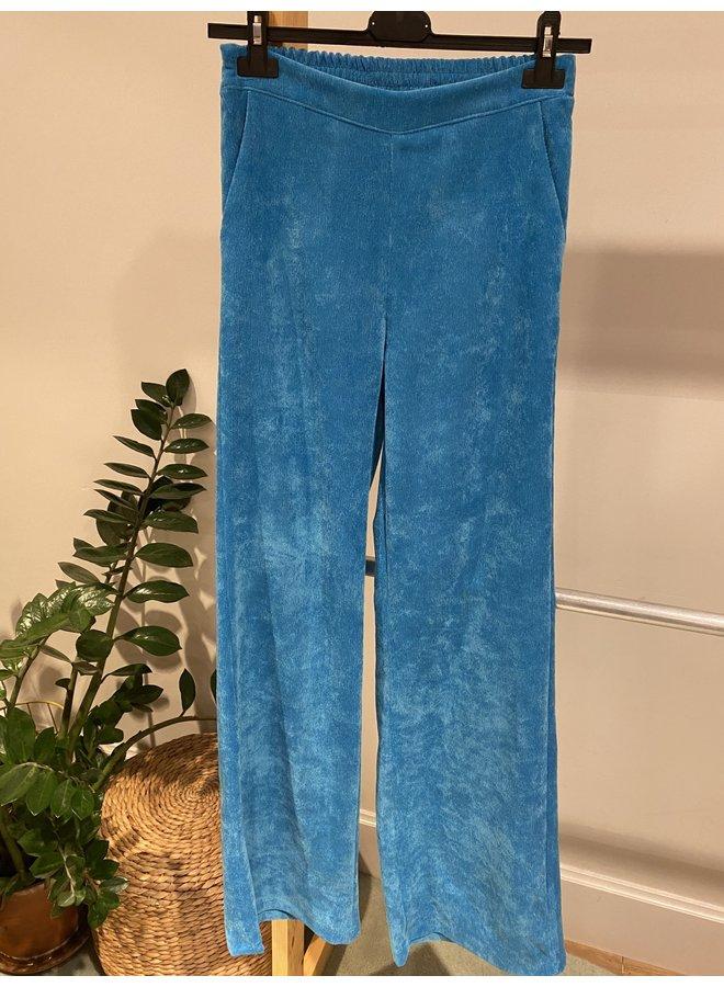 Charro Corduroy Pant Turquoise