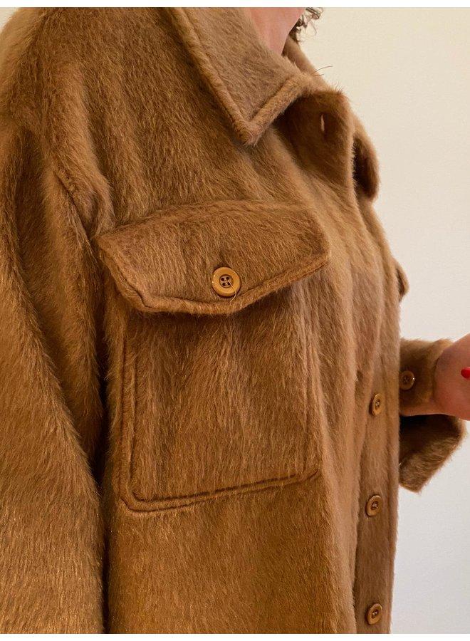 Liv Coat Camel
