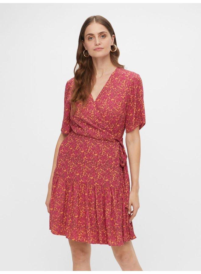 Yasrislo Wrap Dress