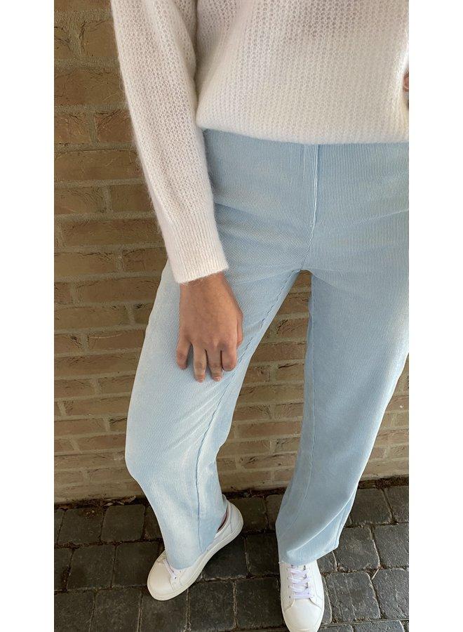Vives Pants Cashmere Blue