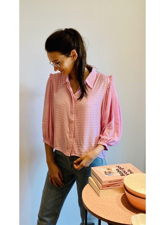 Yasanisma Shirt Rose