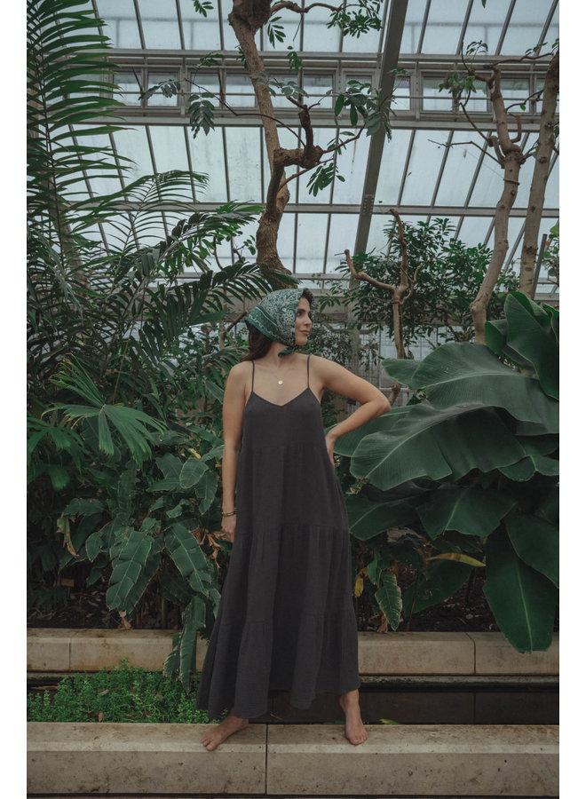 Pam Dress Black Vintage